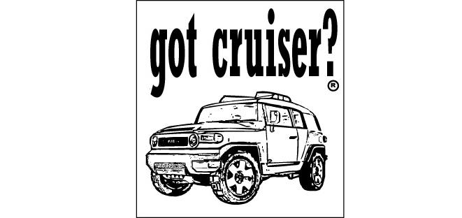 Got Cruiser?